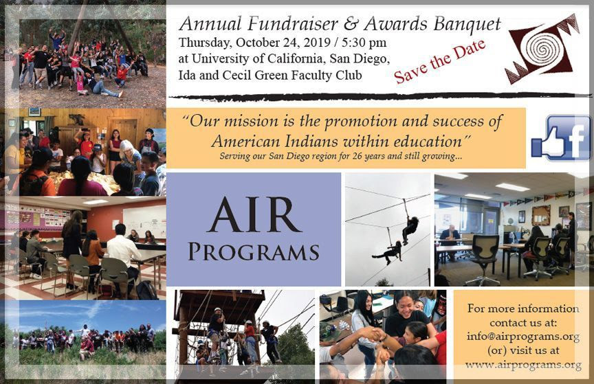 2019 AIR Fundraiser and Awards Banquet
